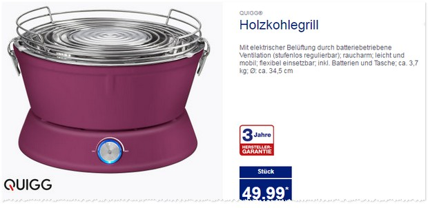 aldi holzkohlegrill kleinster mobiler gasgrill. Black Bedroom Furniture Sets. Home Design Ideas