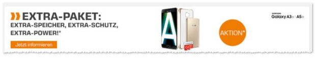 Samsung ExtrA-Paket Aktion