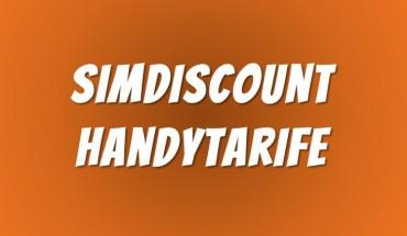 SimDiscount Handytarif