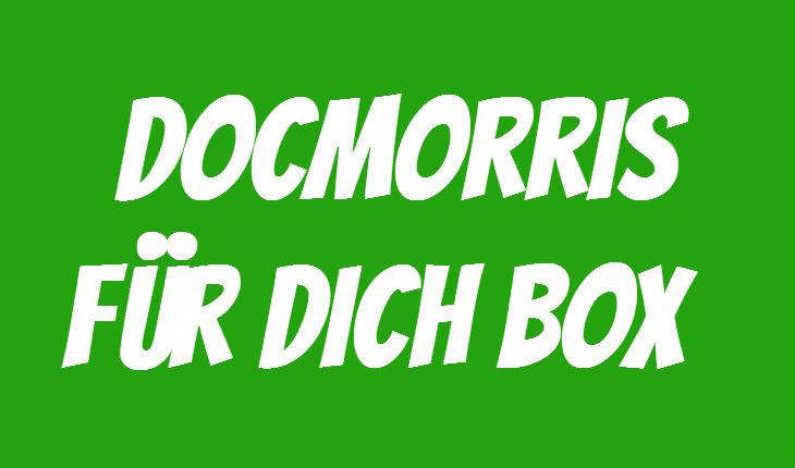 Docmorris Für dich Box