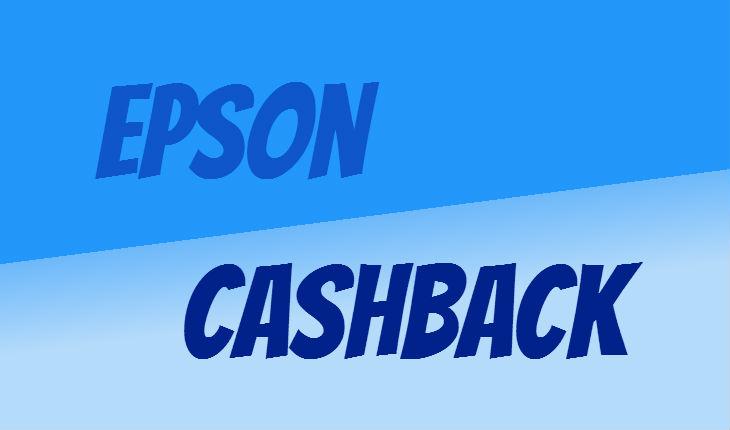 Epson Cashback