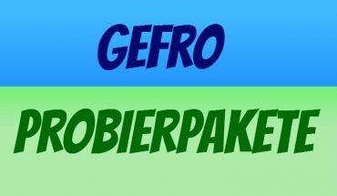 Gefro Probierpaket