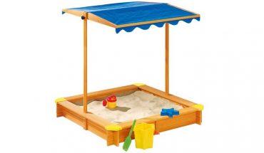 LIDL Sandkasten