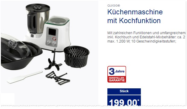 ambiano k chenmaschine aldi angebot ab 27. Black Bedroom Furniture Sets. Home Design Ideas