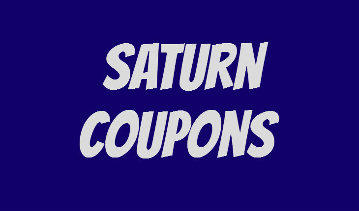 Saturn Coupon