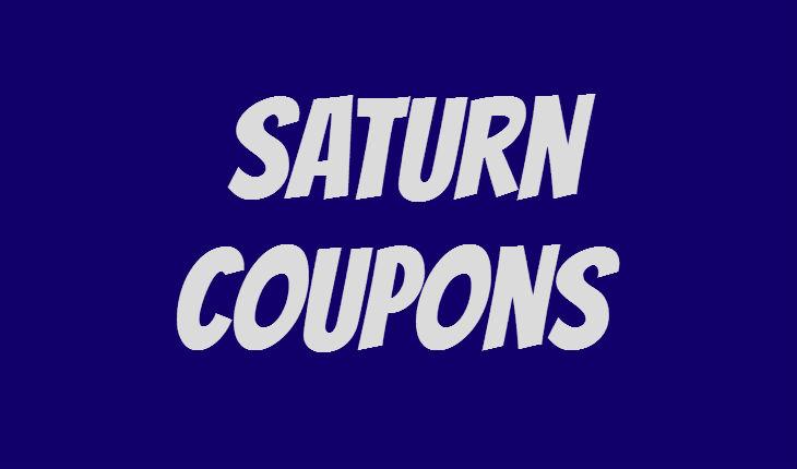 Saturn Coupon