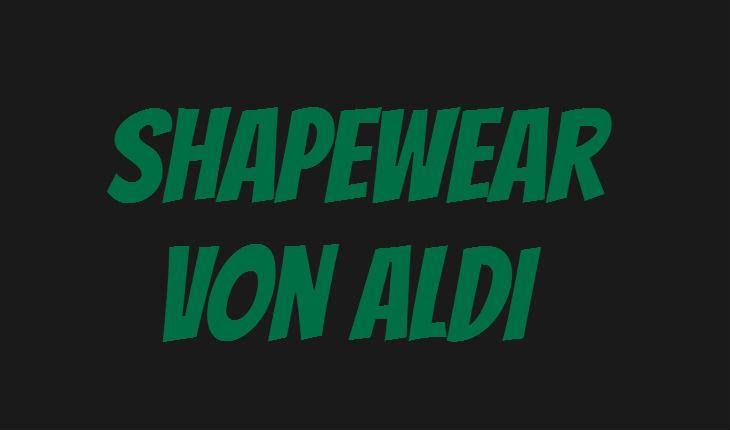 ALDI Shapewear