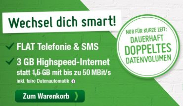 smartmobil Allnet-Flat