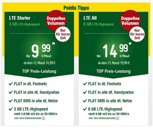 smartmobil Allnet-Flat LTE Starter