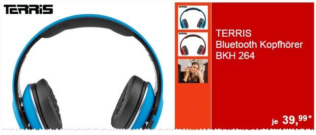 Terris Bluetooth Kopfhörer