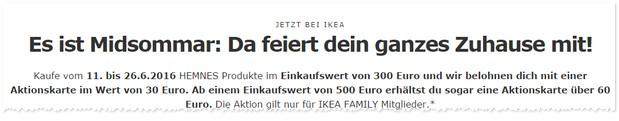 IKEA Midsommar