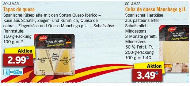 LIDL Spanien