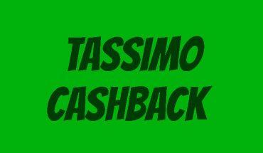 Tassimo Cashback