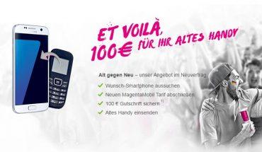 Telekom Alt gegen Neu