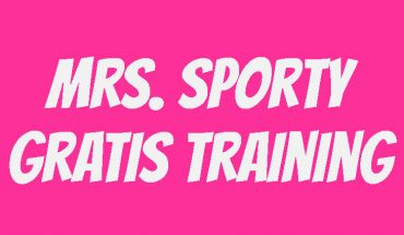 Mrs. Sporty Probetraining