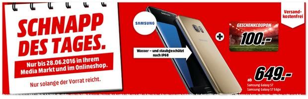 Samsung Galaxy S7 im Angebot