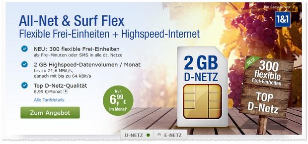 6,99-Euro-Flex-Tarif