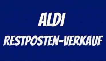 ALDI Restposten