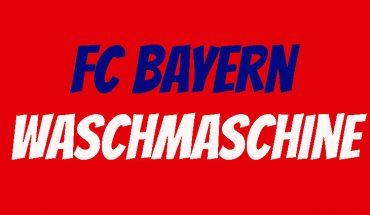 FC Bayern Waschmaschine