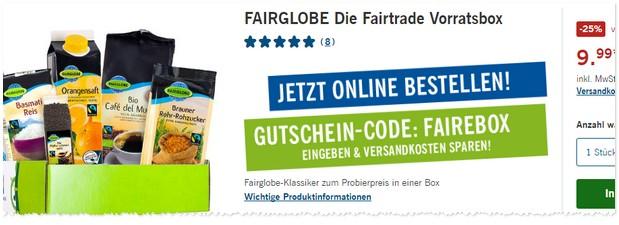 Fairglobe Box