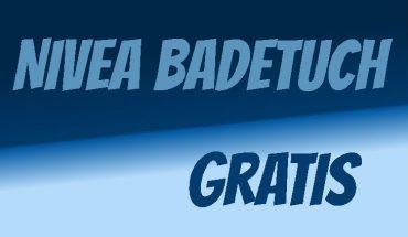 Nivea Badetuch gratis