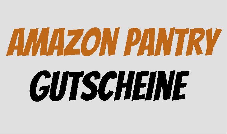 Pantry Gutschein