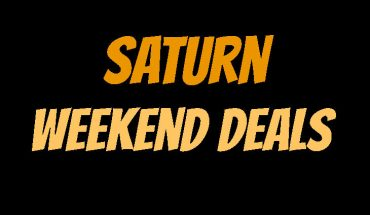 Saturn Weekend Deals