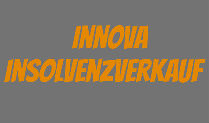 innova insolvenzverkauf ab sofort bei innova berlin. Black Bedroom Furniture Sets. Home Design Ideas