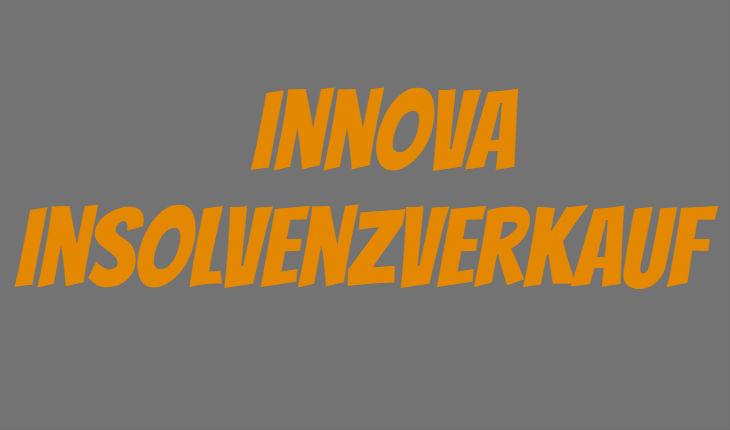 Innova Insolvenzverkauf