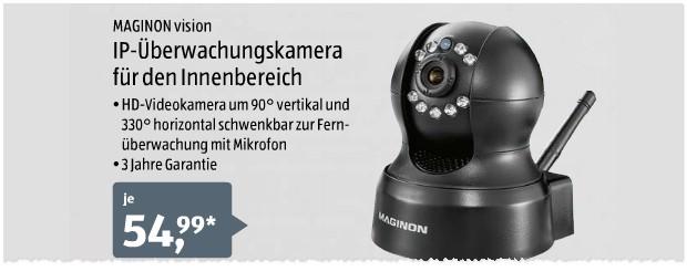 ALDI Überwachungskamera