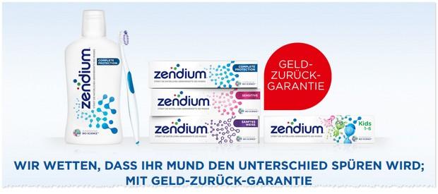 Zendium Cashback