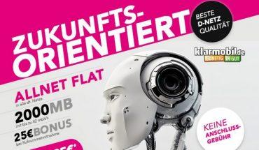 Klarmobil D1 Allnet-Flat 2000