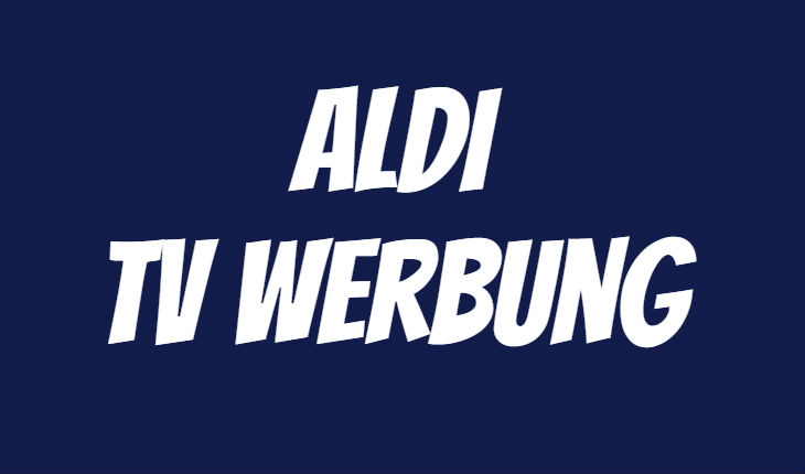 aldi tv werbung tv spots ab 1292016 einfach ist mehr. Black Bedroom Furniture Sets. Home Design Ideas