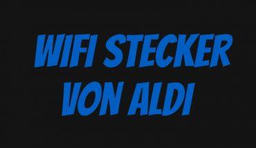 ALDI Wifi Stecker