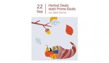 Amazon Herbst Deals