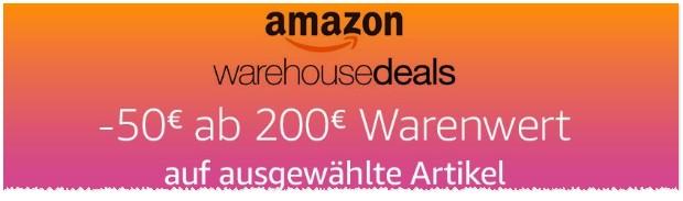 Amazon Warehousedeals Gutschein