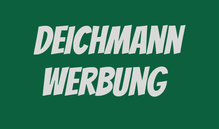 Deichmann Werbung