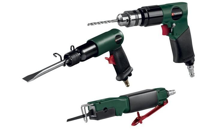 LIDL Druckluft-Werkzeug