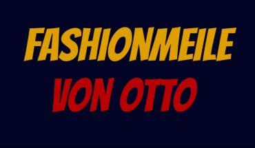Otto Fashionmeile