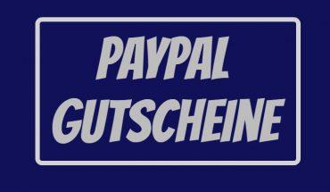 PayPal Gutschein
