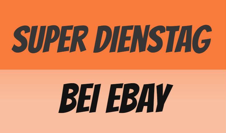 eBay Super Dienstag