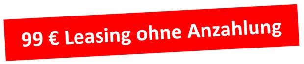 VW Golf Leasing ohne Anzahlung für 99 €? Die genauen Konditionen erhaltet ihr beim Vertragshändler