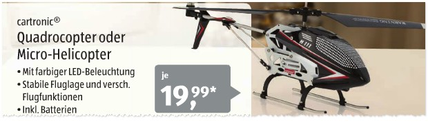 ALDI Drohne