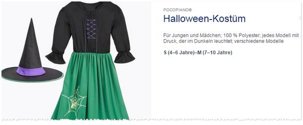 ALDI Halloween