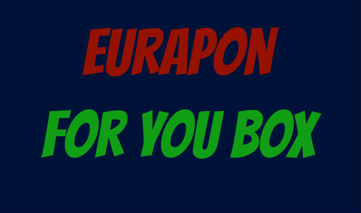 Eurapon for you Box