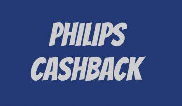 Philips Cashback