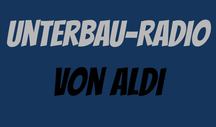 ALDI Unterbau-Radio
