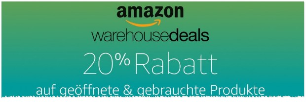 warehouse amazon gutschein