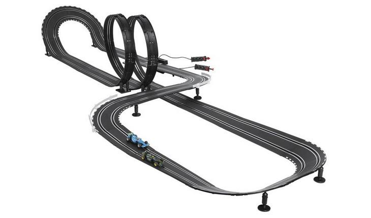 Carrera Autorennbahn