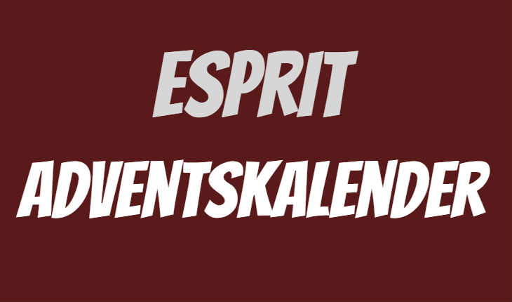 Esprit Adventskalender